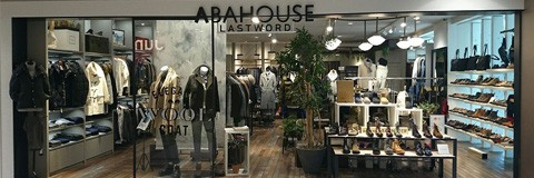 ABAHOUSE LASTWORD 札幌ステラプレイス店