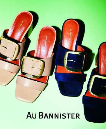 【AU BANNISTER】AMC10%ポイントフェア開催!
