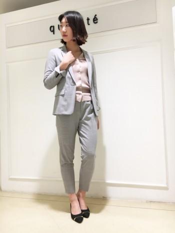 カリテ☆おすすめスーツスタイル