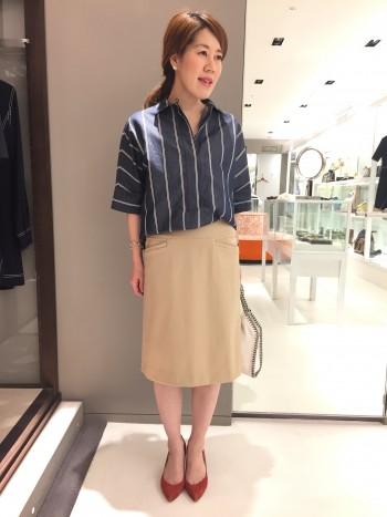 Bagutta★シャツコーディネート