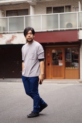 Champion ABAHOUSE別注Tシャツ
