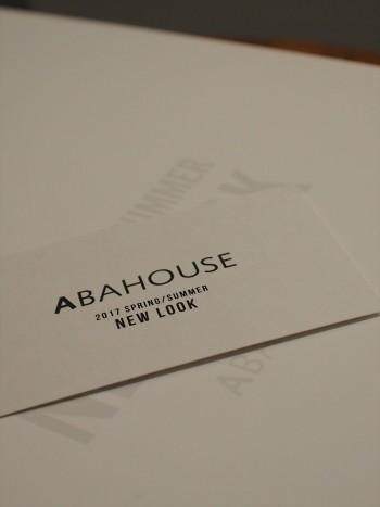 ABAHOUSE [NEW LOOK]