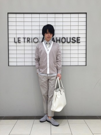 "☆ABAHOUSE color coordinate ""Beige""☆"
