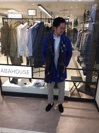 Traditional Weatherwear新作コート その2 ◇ABAHOUSE◇