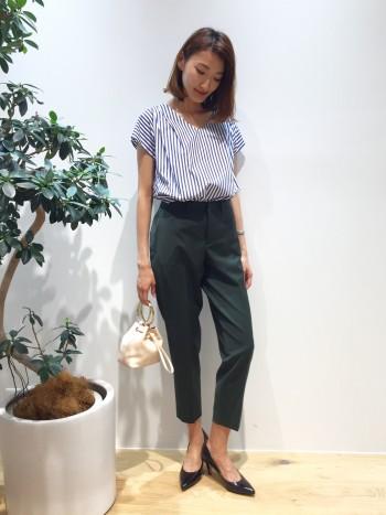 ◆大人気パンツの新作登場◆