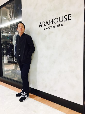 ABAHOUSE JEANS スタッフコーデ