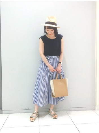 SUGAR ROSE バイアスフレアスカート☆