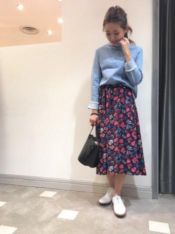 大人気シリーズのスカート☆