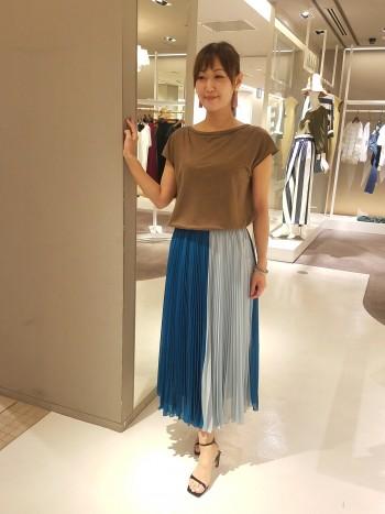 ☆プリーツスカート☆