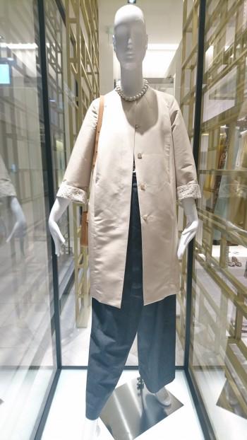 NEW☆ノーカラーコート