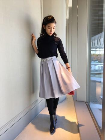 CARVENの新作スカート♪