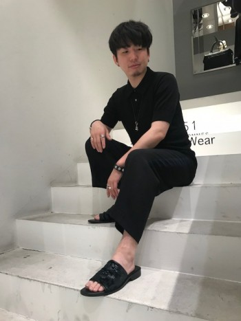 Luxury Sandals style