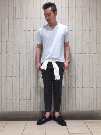 【 FLEX PANTS 】 ON/OFF兼用パンツ