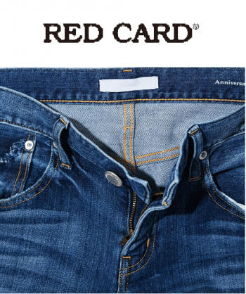 RED CARD 別注 「25thanniversary 」