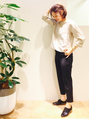 ◆待望!2wayベグトップパンツ◆