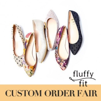 fluffy fit CUSTOM ORDER FAIR