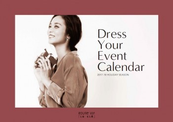 Dress Your Event Calender