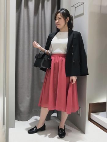 オトナ女子の通勤スタイル☆