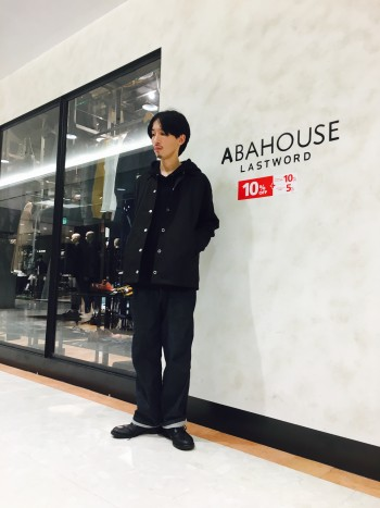 ABAHOUSE 新作セレクト商品!!