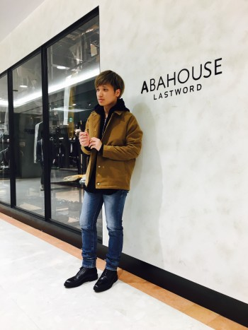 ABAHOUSE 秋コーチスタイル