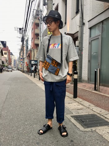 Ceizer別注Tシャツ ★ABAHOUSE★