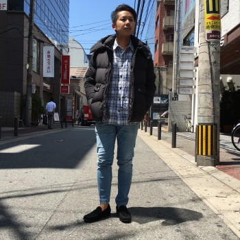 REIMS JACKET 【PYRENEX】