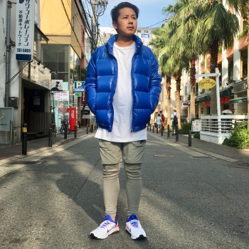 MYTHIC JACKET 【PYRENEX】
