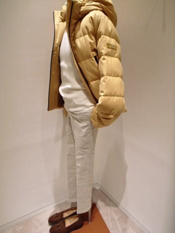 TATRAS     Down jacket  ①