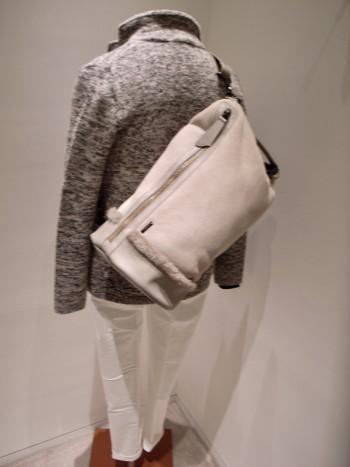 ZANELLATO   Mouton shoulder bag     ADAM