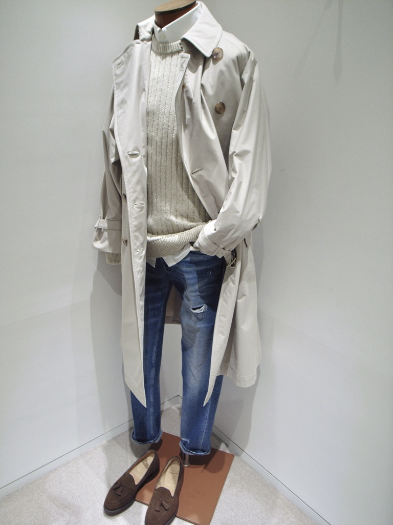 COHERENCE    Trench coat