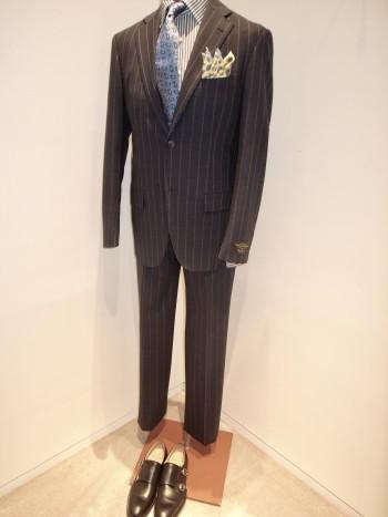 DESIGNWORKS   <CANONICO> Stripe suits