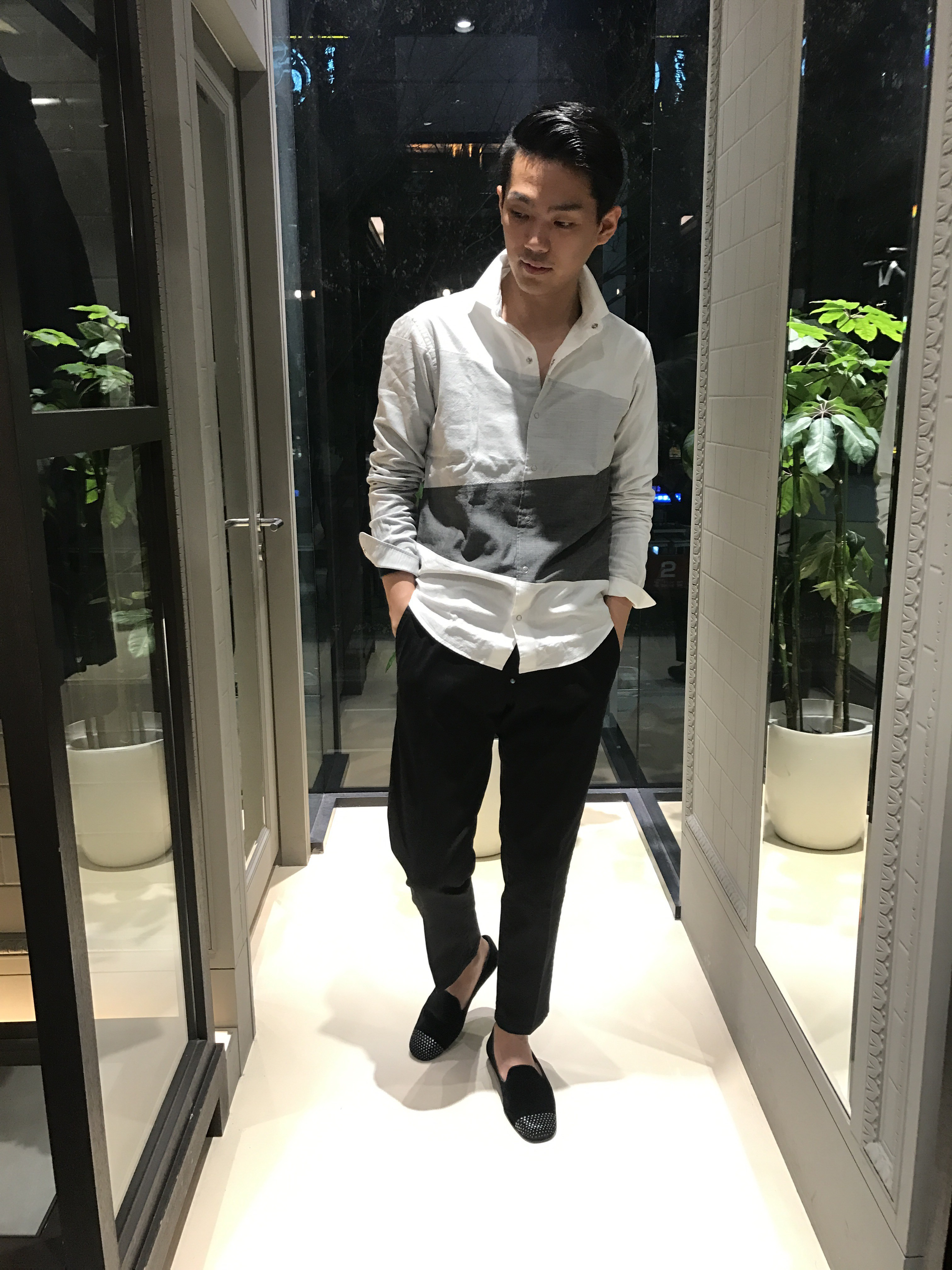 春のカジュアルシャツ!!