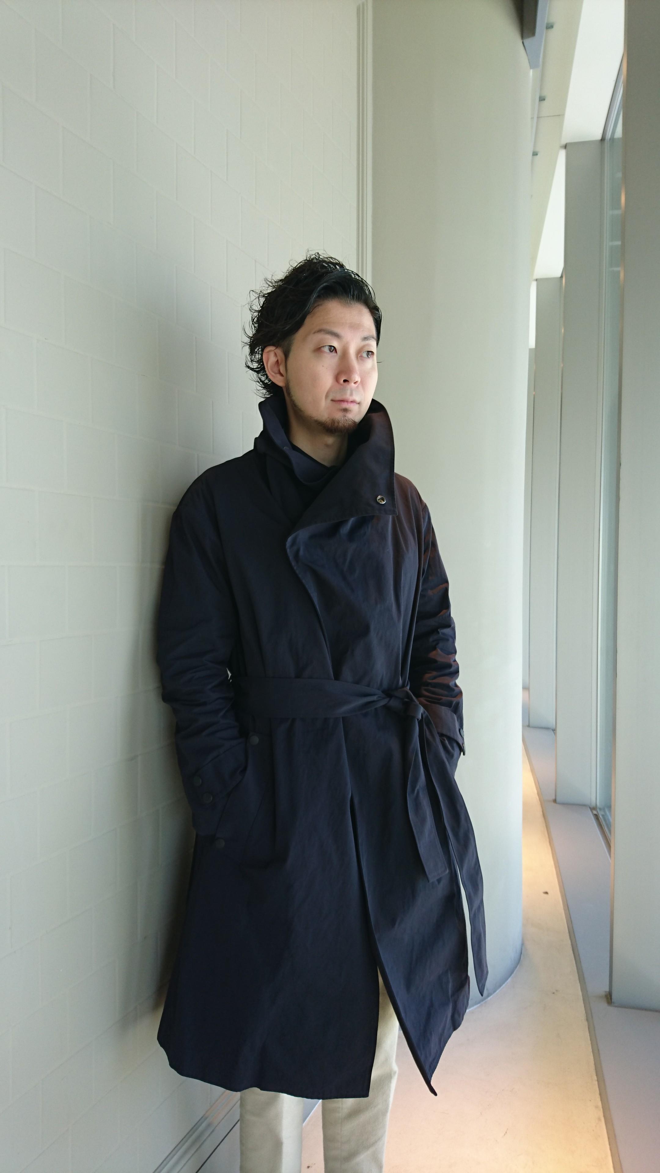 ☆変形ネックコート☆
