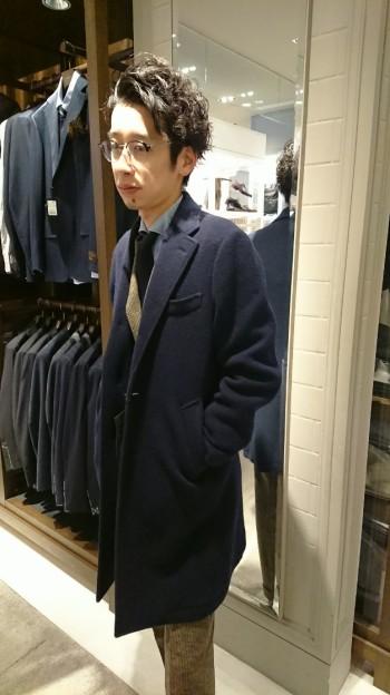 ☆エアリーウールダブルフェイスコートⅡ☆
