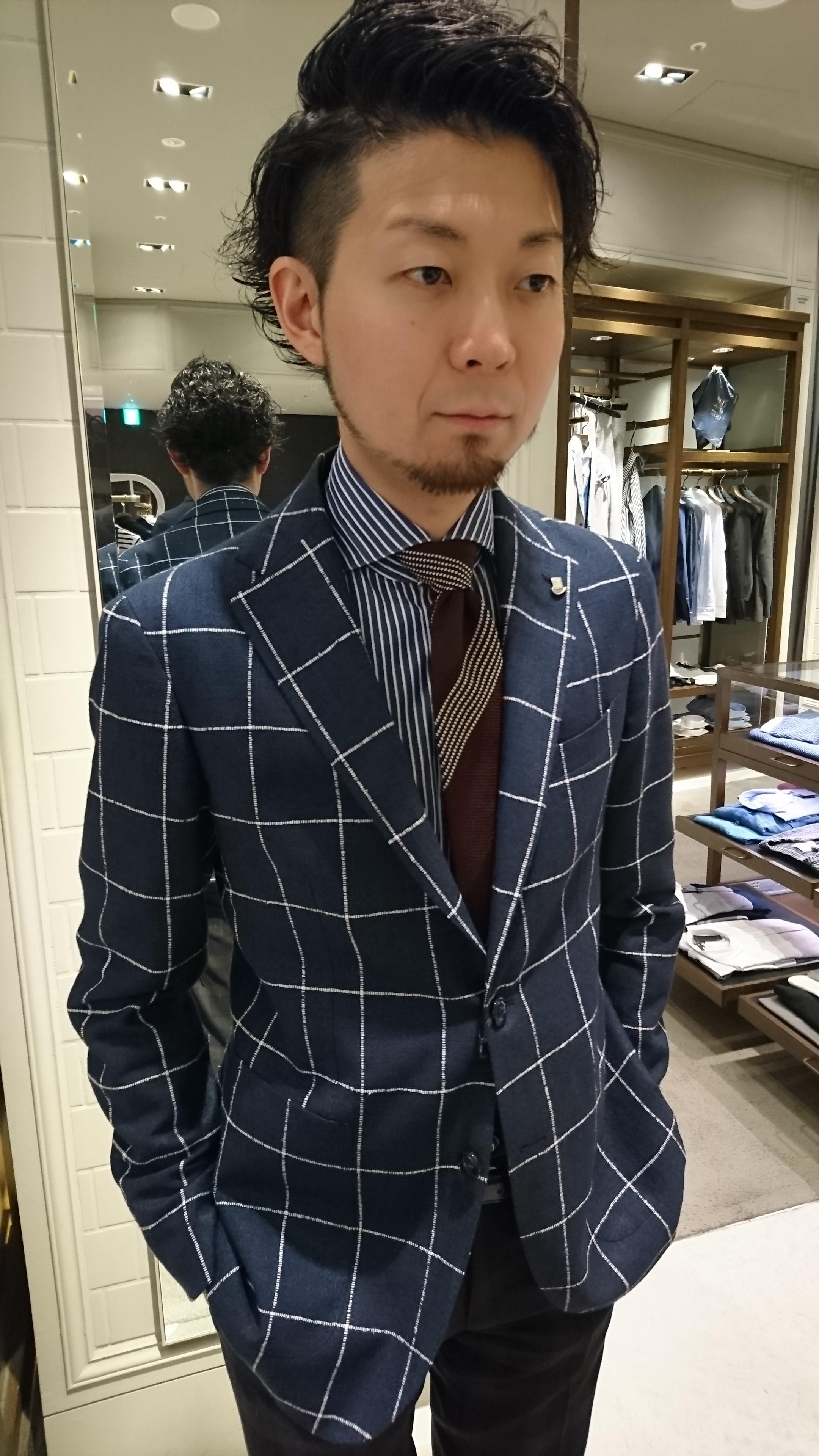 ☆新作タリアトーレジャケット Part.Ⅱ☆