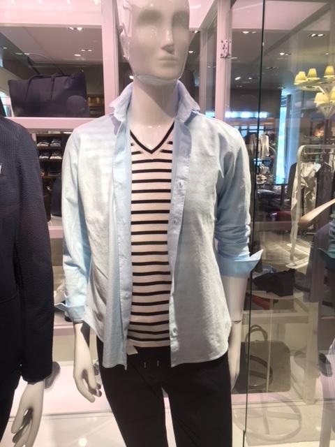 ☆カラミシャツ~ブルー編~☆