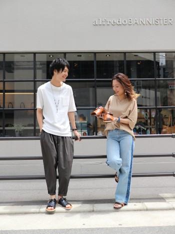 ホリエ&パークスコラボ~夏の相棒~