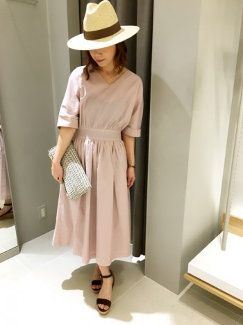 【PINK】MICA&DEALワンピース