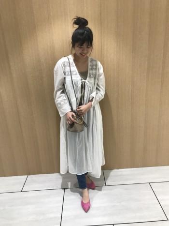 日本のデニム。伸縮性も良くはきやすい